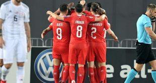 Schweiz gewinnt in Georgien mit 2:0