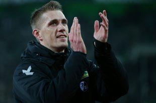 Stürmer Nils Petersen bekennt sich zum SC Freiburg