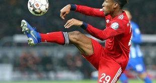 Coman fehlt beim Frankreich-Spiel verletzungsbedingt