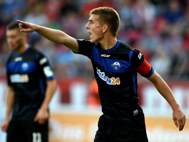 Kapitän Uwe Hünemeier fehlt dem SCP für zwei Spiele