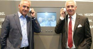 Helmut (l.) und Erwin (r.) Kremers vertrauen auf Stevens