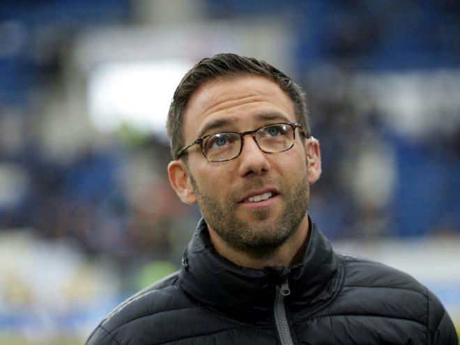 Schommers geht optimistisch in das Spiel gegen Frankfurt