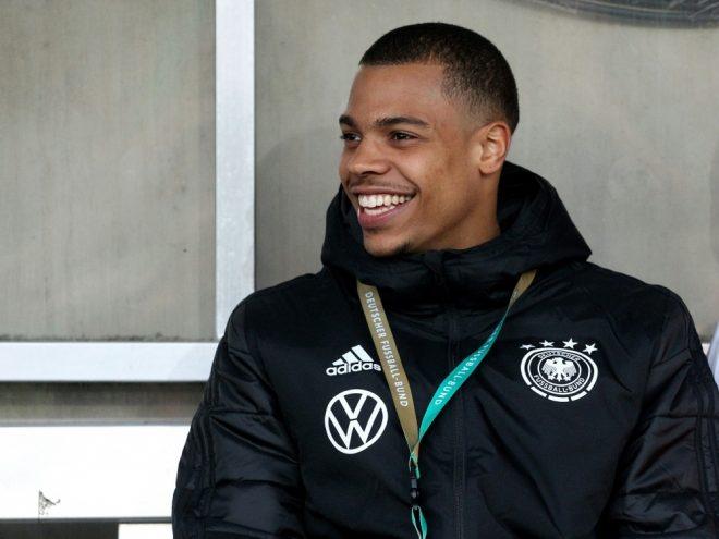 Lukas Nmecha freut sich über Spielberechtigung für DFB