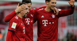 Bayern München trifft um 18.00 Uhr auf Mainz 05