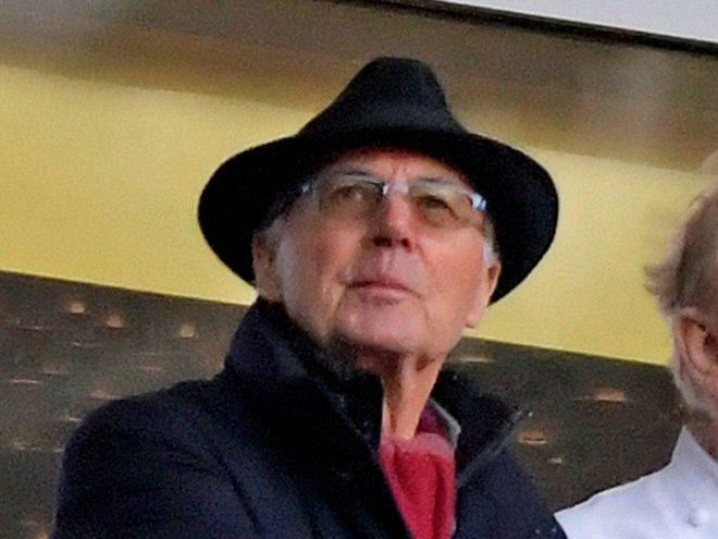 Franz Beckenbauer hält viel von Liverpool-Trainer Klopp