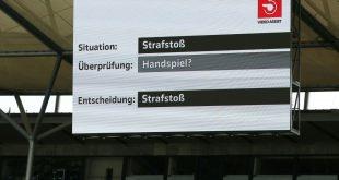 Kommt der Videobeweis bald auch in die 2. Bundesliga?
