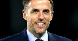Neville freut sich über den Sieg beim SheBelieves Cup