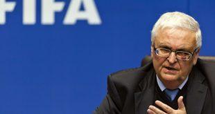 Theo Zwanziger äußert sich erneut kritisch über die FIFA