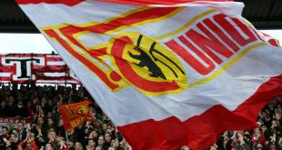 Der DFB ermittelt gegen einen Fan von Union Berlin