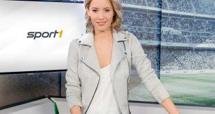 Moderiert ab sofort bei Sport1: Laura Papendick