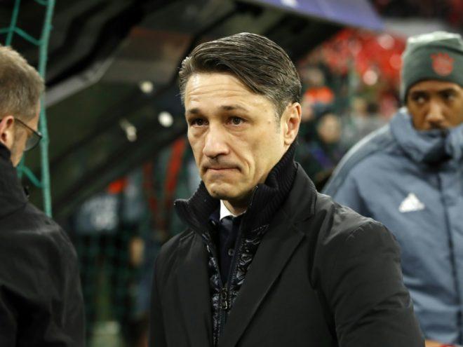 Kovac will das Aus schnell abschütteln