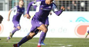 Etienne Amenyido machte das 2:0