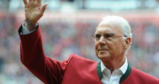 Beckenbauer erwartet spannenden Meisterschaftskampf