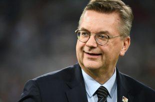 """DFB-Präsident Grindel befürwortet die """"Mega""""-Endrunde"""