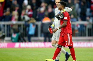 Neuer (l.) und Alaba verpassen das Spiel in Freiburg