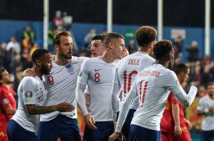 Nächster Erfolg: England gewinnt auch in Montenegro