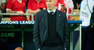 Zidane kehrt angeblich zu Real Madrid zurück