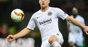Luka Jovic sorgt weiter für Furore