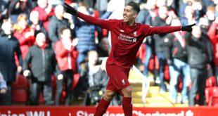 Firmino gewinnt mit Liverpool 4:2 gegen Burnley