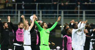 Frankfurts Sieg in Mailand brachte eine gute Quote