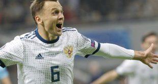 Zwei Treffer gegen Kasachstan: Dennis Tscheryschew
