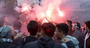 Heidenheim muss wegen Bengalos 6480 Euro Strafe zahlen