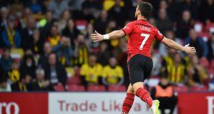 Traf nach 7,69 Sekunden gegen Watford: Shane Long