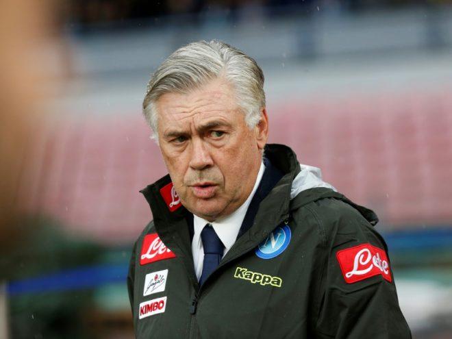 Verlor 1:2 mit Neapel gegen Bergamo: Carlo Ancelotti