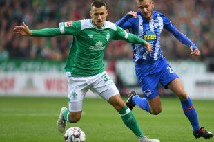 Eggestein verlängert seinen Vertrag bei Werder Bremen