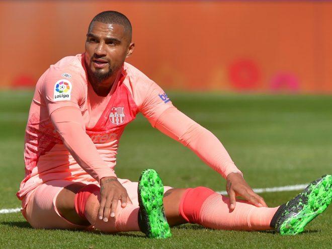 Kevin-Prince Boateng und Barcelona lassen Punkte liegen