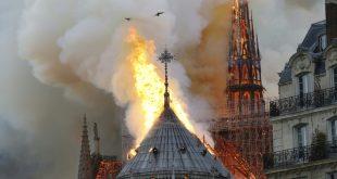 Der Fußball will beim Wiederaufbau der Notre-Dame helfen