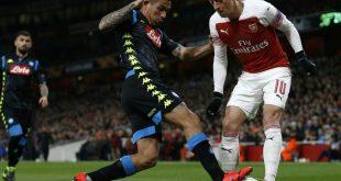 Özil stand bei den Gunners in der Startelf