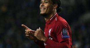PL-Spieler des Jahres: Liverpools Virgil van Dijk