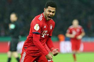 Stammspieler bei den Bayern: Serge Gnabry