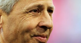 Will gegen Mainz Widergutmachung: BVB-Coach Lucien Favre