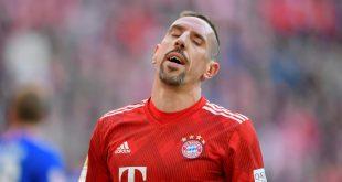 Fällt gegen Werder Bremen aus: Franck Ribery