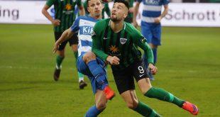 3. Liga: Punkteteilung zwischen Münster und Meppen