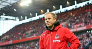 In der Krise: Kölns Trainer Markus Anfang
