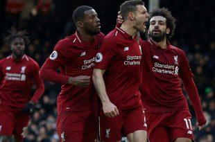 Der FC Liverpool gewinnt mit 2:0 bei Cardiff City