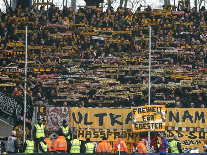 48.000 Euro Geldstrafe für Dynamo Dresden