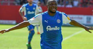 Zur kommenden Saison beim HSV: David Kinsombi