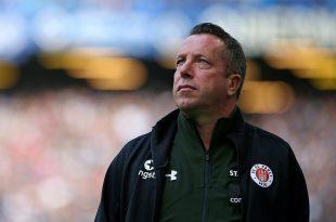 Kauczinski ist nicht länger Trainer vom FC St. Pauli