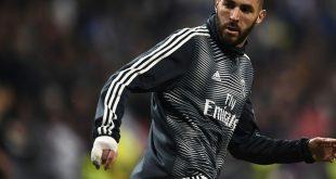 Real Madrid muss auf Torjäger Karim Benzema verzichten