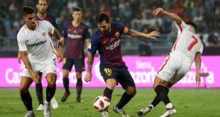 Der spanische Supercup 2018 fand in Marokko statt