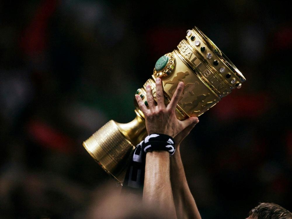 Dfb Pokal Sieger