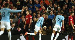 Erzielte das 2:0 gegen Manchester United: Leroy Sane