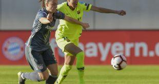 Bayerns Frauen verlieren knapp mit 0:1 gegen Barcelona