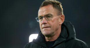 Erwartet harten Kampf gegen Augsburg: Ralf Rangnick