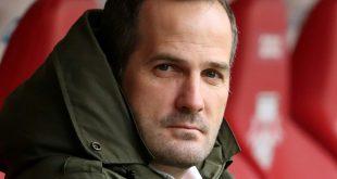 Zuversichtlich vor dem Duell mit Leipzig: Manuel Baum