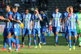 Die Hertha konnte auch gegen Hannover nicht gewinnen